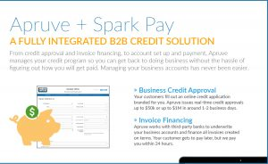 Integrate your Spark pay with Apruve to extend net terms