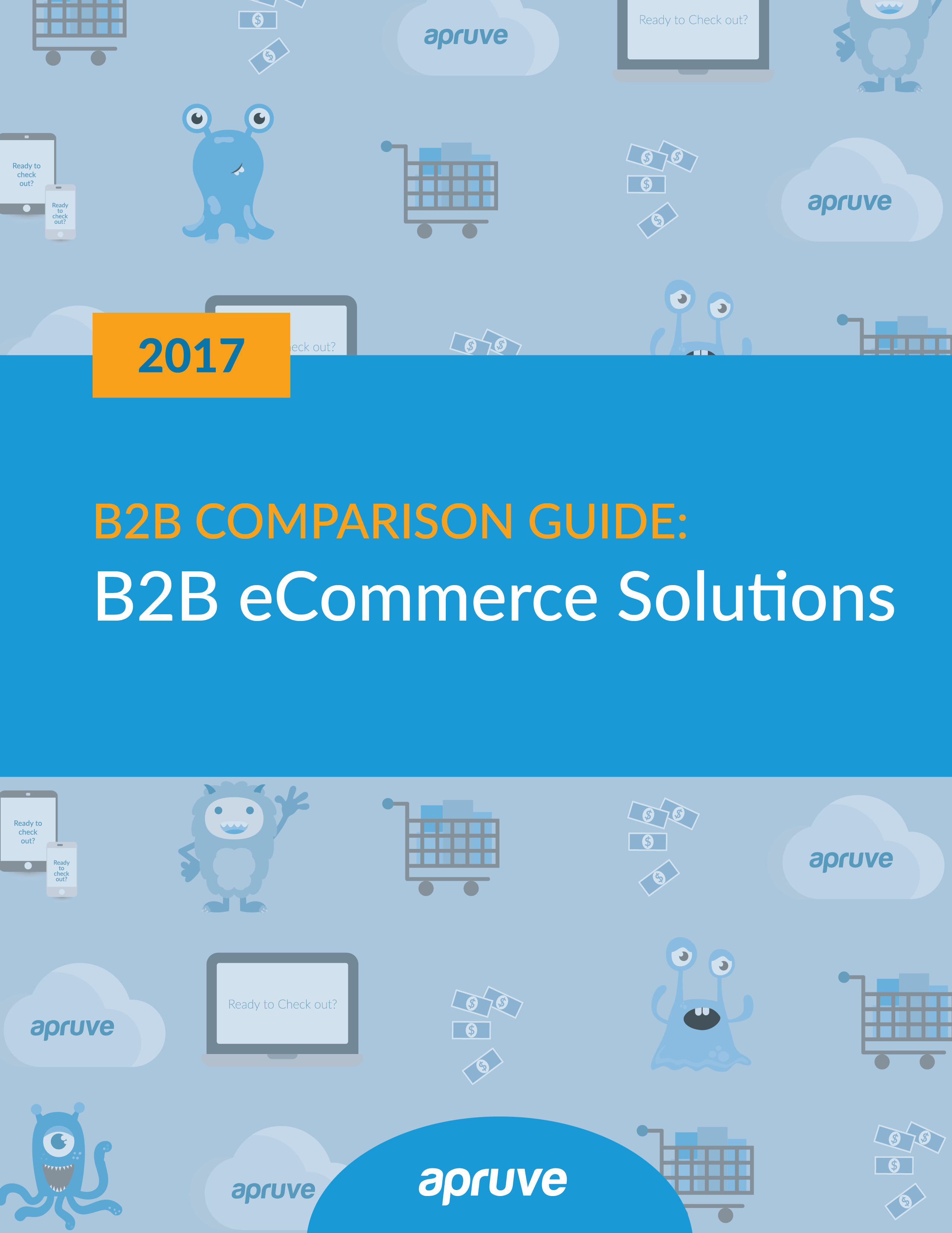 B2B Comparison Guide: B2B eCommerce Solutions